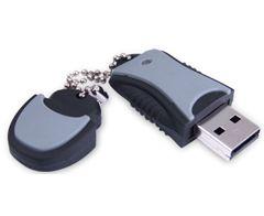 Klasik USB s řetízkem