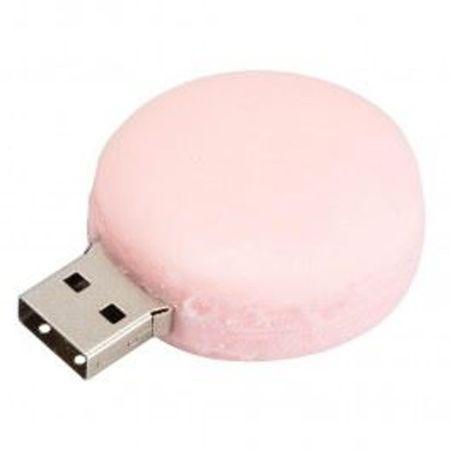 Voňavé USB makronka