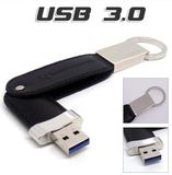 Kožený USB flash disk 3.0