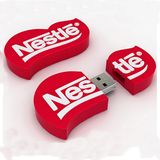 USB nápis