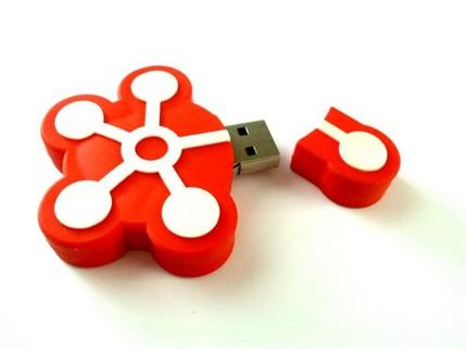 USB nápis Plzeň