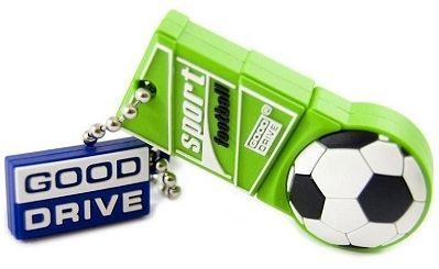 USB flash disk football