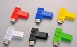 Dvojitý USB flash disk