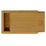 Dřevěná krabička na USB